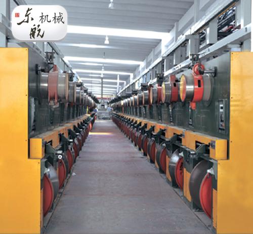 北京中丝热处理收放线